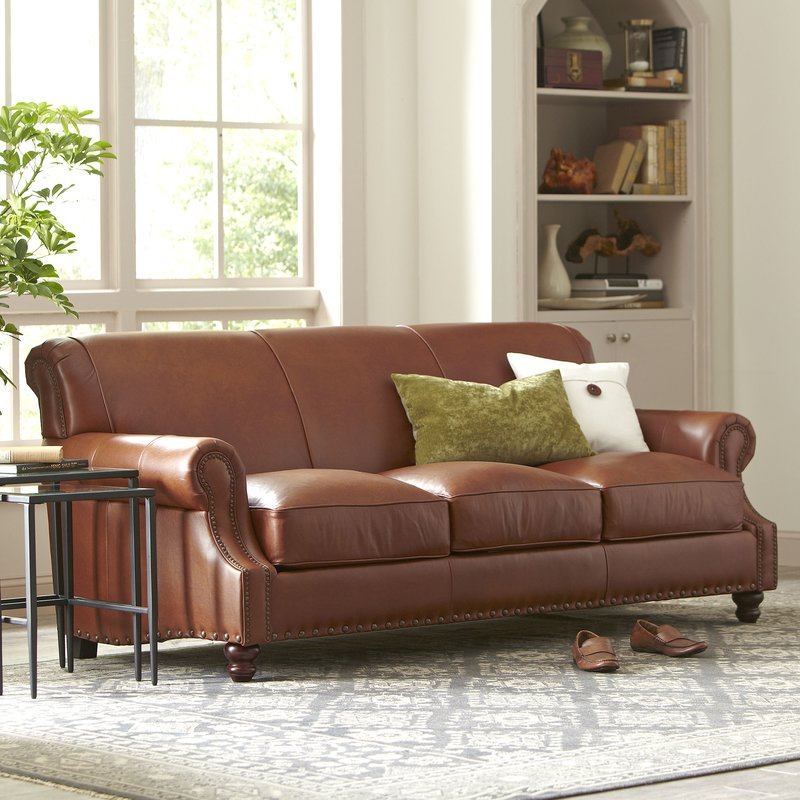Landry+Leather+Sofa